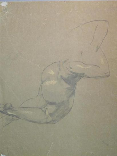 Louis BILLOTEY (1883-1940) Sainte Véronique,...
