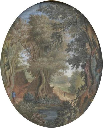 Jacob VAN DER ULFF (1625-1689), attribué...
