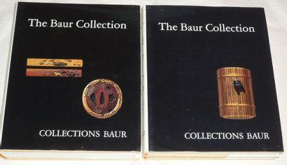 The Baur Collection, GENEVA. 4 volumes reliés...
