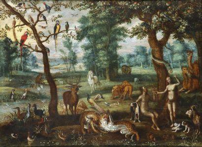 Ecole FLAMANDE vers 1650, atelier de Jean...