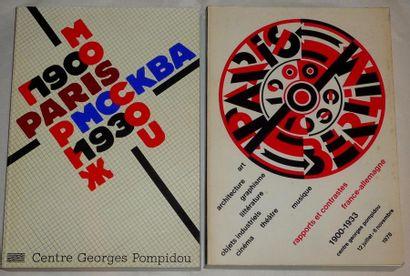 Paris Moscou 1900-1930, Centre Georges Pompidou,...