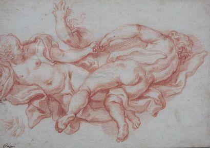 Giuseppe PASSERI (1654-1714) Deux études...