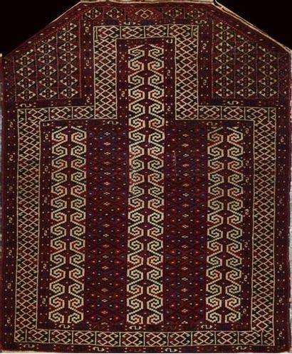 Original YOMOUD BOUKHARA (Turkmen) début...