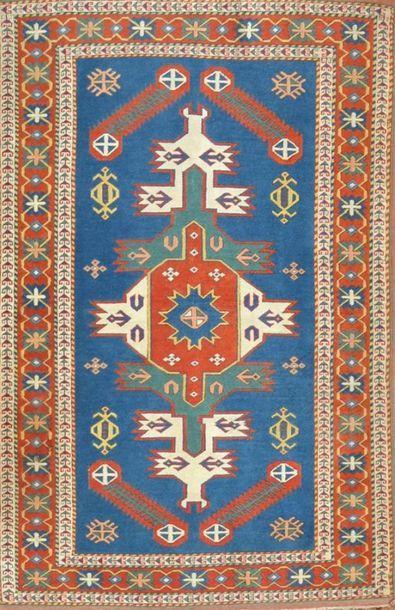 KARS (Turquie) vers 1975. Velours en laine...