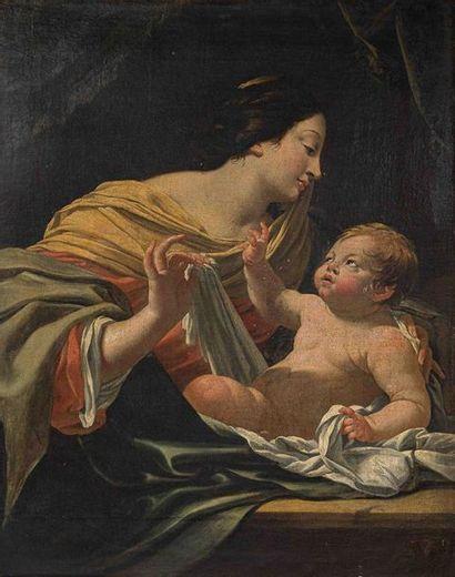 Ecole FRANCAISE du XVIIème siècle, atelier...