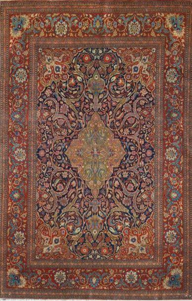 Fin et ancien KACHAN DABIR (Iran) première...