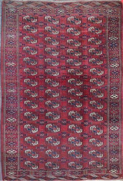 Grand TEKKE BOUKHARA (Turkmèn). Première...