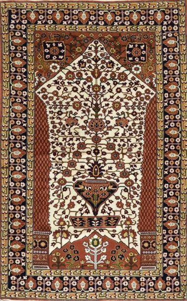 Original QUASGAI (Iran) vers 1980 Velours...