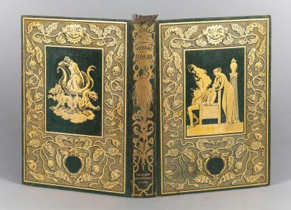 Alfred de MUSSET et P.-J. STAHL. Voyage où...