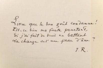 Jean RICHEPIN. Les Blasphèmes. Paris, Dreyfous,...