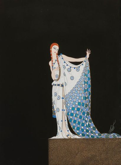 Romain de TIRTOFF dit ERTE (1892-1990)