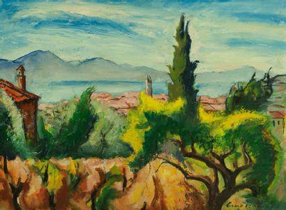 Charles PICART LE DOUX (1881-1959)