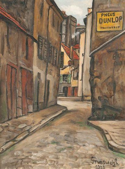 Nathan GRUNSWEIGH (1880-1956)
