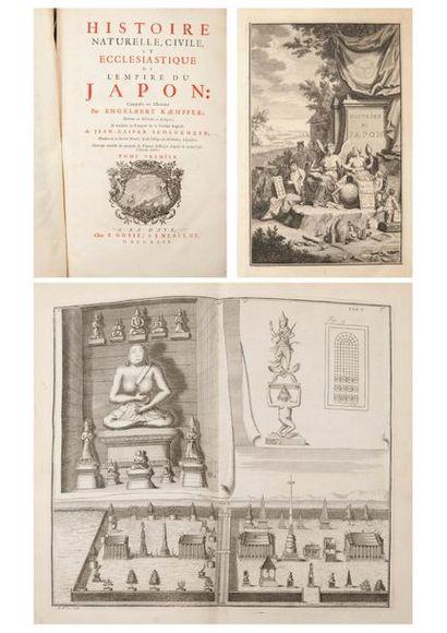 KAEMPFER (Engelbert, 1651-1716)