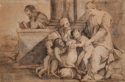 D'après Jacques STELLA (1596-1657)
