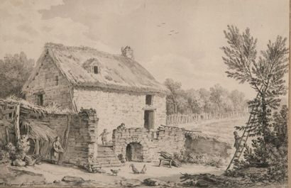 Nicolas-Alexis PERIGNON (Nancy 1726-Paris 1782)