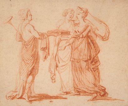 ECOLE FRANCAISE Premier tiers du XVIIIème siècle