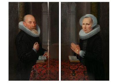 Attribué à Frans II POURBUS (Anvers 1569-Paris 1622)