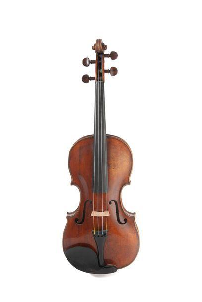 Violon de Johann Christian FICKER fait à...