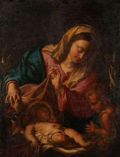 Francesco TREVISANI et Atelier (Capodistria (Slovénie) 1656-Rome 1746)