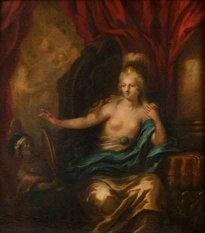 Ottomar II ELLINGER (Hambourg 1666-Amsterdam 1732)