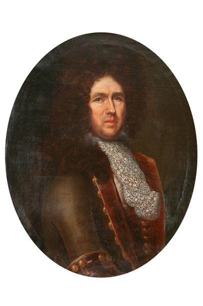 ECOLE FRANCAISE dernier tiers du XVIIème siècle<br/>Entourage d'André Bouys (1656-1740).
