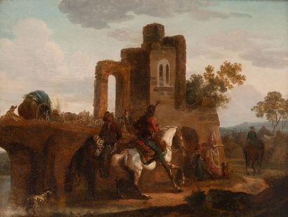Jacques SWEBACH-DESFONTAINES (Metz 1769-Paris 1823)