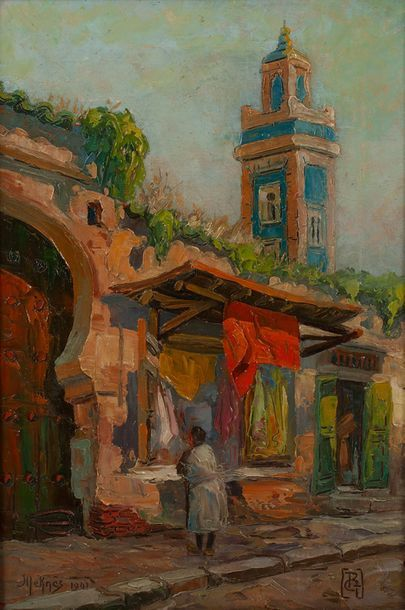 Gustave REYNIER (1885-1955)