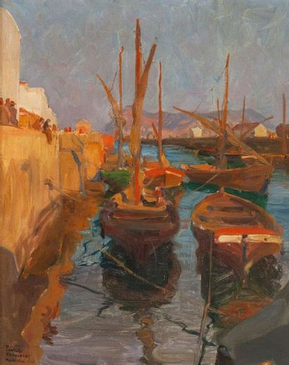 Charles FOUQUERAY (1869-1956)