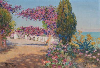 Alexandre ROUBTZOFF (1884-1949)