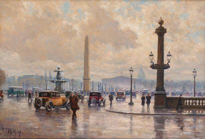 Henry MALFROY (1895-1944)