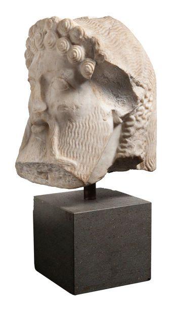Art romain, Ier avant - Ier après J.-C., d'après les productions de l'Hermès d'Alkamenès...