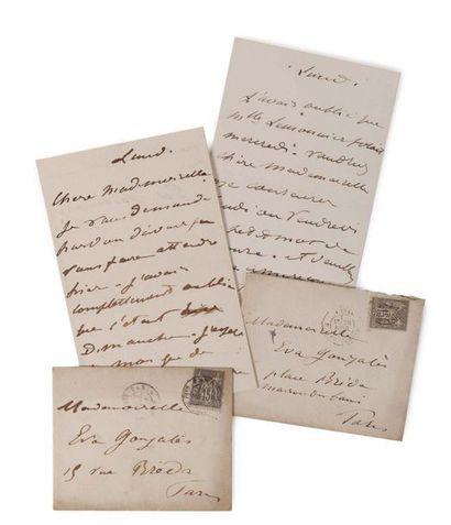 MANET Edouard (1832-1883)