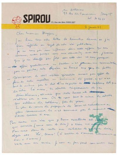 MORRIS, BEVERE MAURICE DE, DIT (1923-2001)