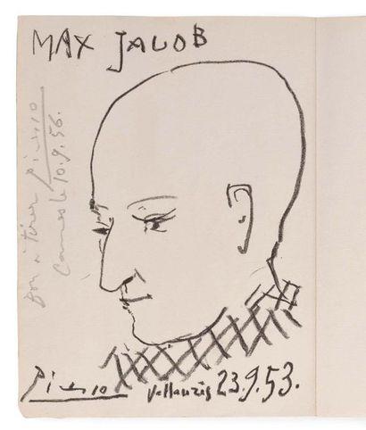 PICASSO PABLO (1881-1973) - JACOB MAX (1876-1944)