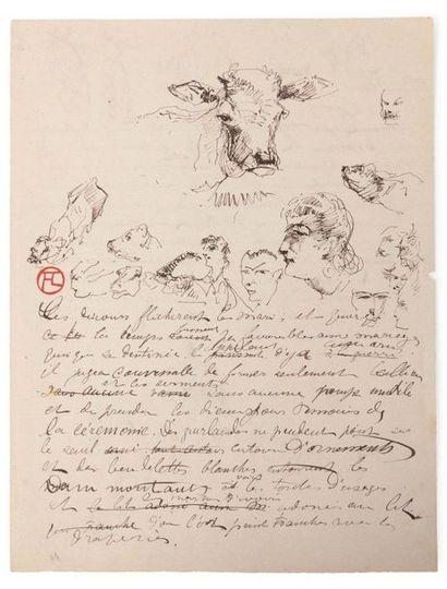 TOULOUSE-LAUTREC Henri de (1864-1901)
