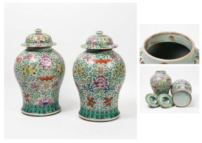 CHINE, fin XIXème - début XXème siècle