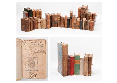 Lot de livres d'auteur anciens en états usagés...