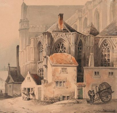 Constantinus Cornelis HUYSMANS (1810-1886)