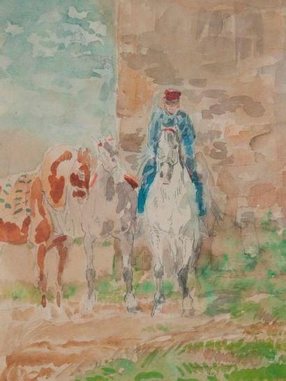 Émile Normand SAINT-MARCEL (1840-?)