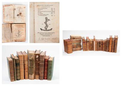 Lot de livres d'auteurs anciens, qq. impressions...