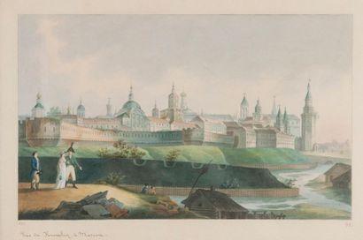 Ecole du début du XIXème siècle