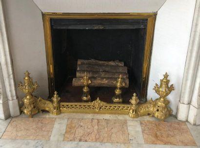 Style Louis XVI, début du XXème siècle.