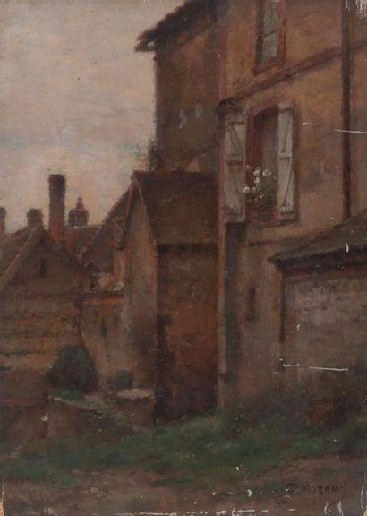 Cénéri MORAND (1852-1917)