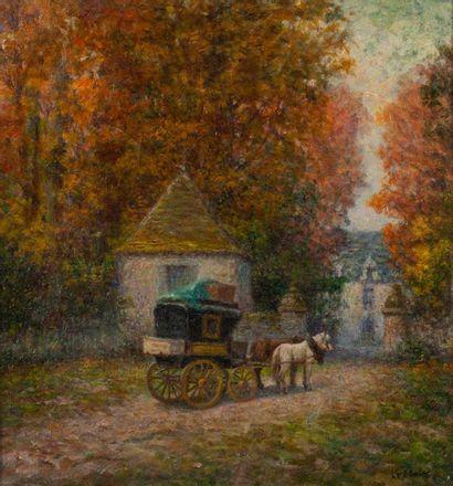Gaston LE MAINS (c.1860-c.1929)