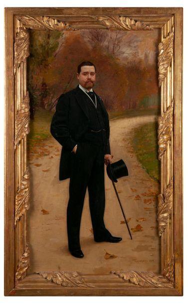 Basile LEMEUNIER (1852-1922)