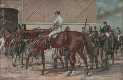 William Verner LONGE (1857-1924)