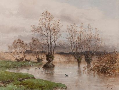 Eugène CICERI (1813-1890)