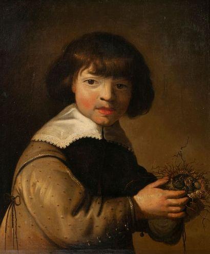 Attribuée à Jacob Adriaensz BACKER (Harlingen 1609-Amsterdam 1651)