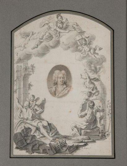 Ecole du XVIIIème siècle